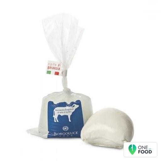 Mozzarella Borgoluce From Buffalo Milk